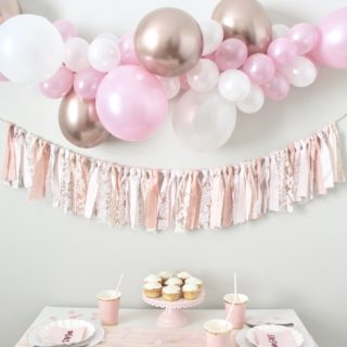 Blush Galentine's Day Party