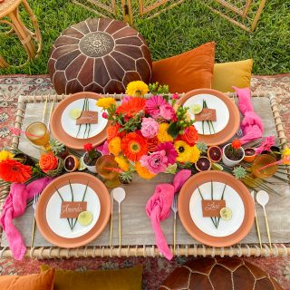 Hosting a Tropical Fiesta Party